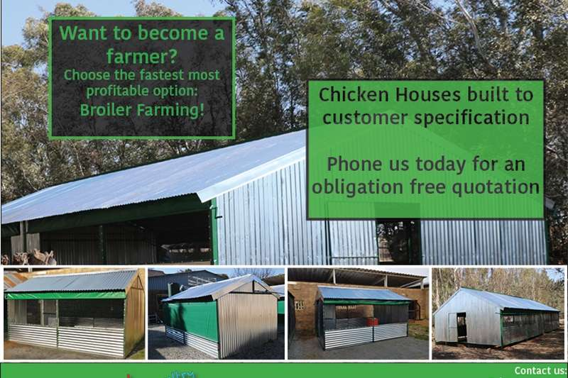 Chicken Houses Services