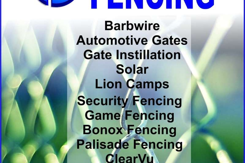 Services Fence Contractor
