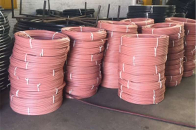 HDPE, LDPE, Polycorp Pipe and HDPE Fence Dropper Services