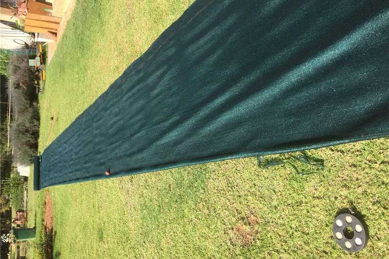 Services Shade netting