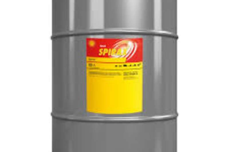 Shell OIL DIFF - SPIRAX S2 A 80W-90 209L