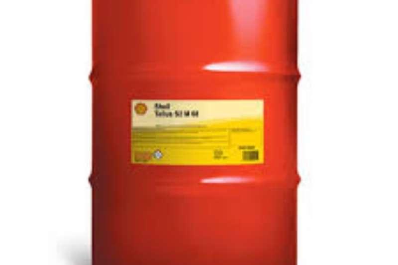 Shell OIL HYDRAULIC - SHELL TELLUS S2   M68 209L