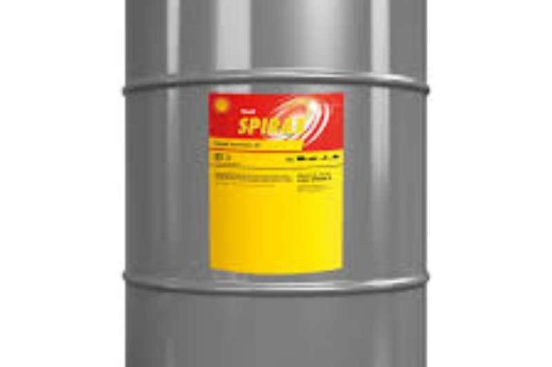Shell OIL MANUAL - SPIRAX S2 G 80W-90 209L