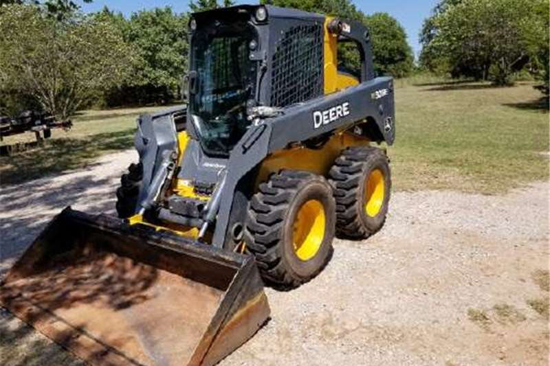 Skid Steers Construction 318E skid steer loader 2008