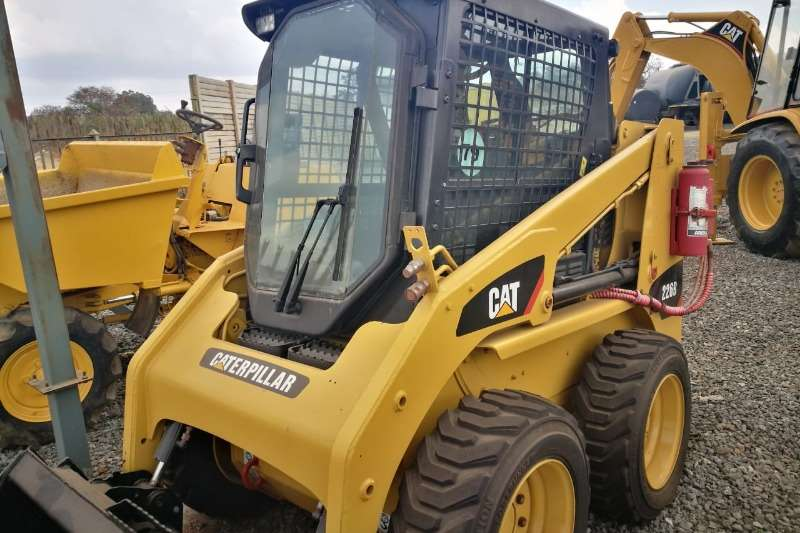 Skid Steers Construction Skidsteer CAT Skid Steer 2011