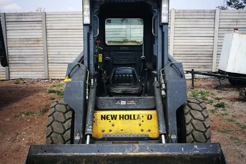 Construction Skidsteer New Holland L160 Skid steers