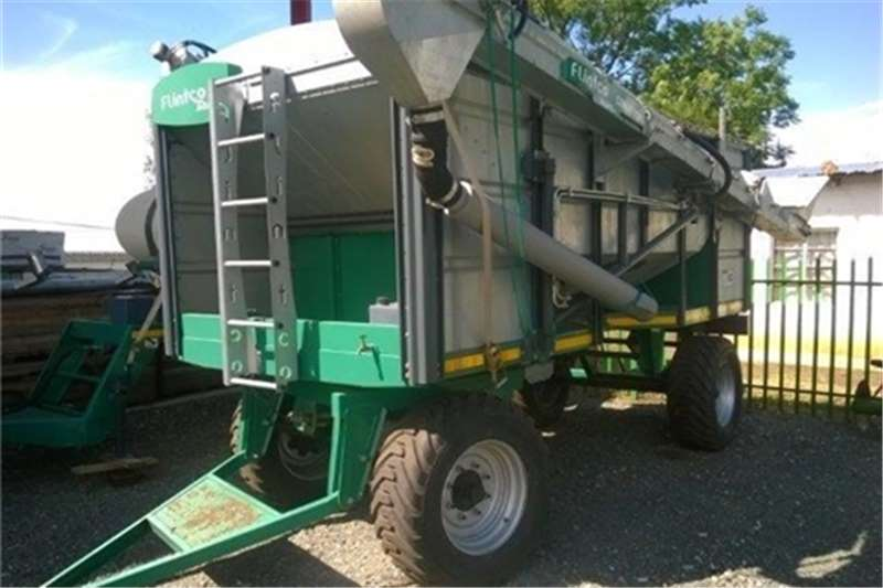 Slashers, Silage Cutters & Trailers Other Flintco 12 Ton 0