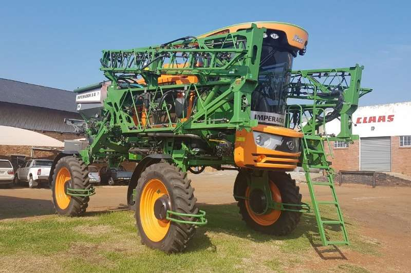 Sprayer High clearance sprayers Stara Impredator Sprayers and spraying equipment
