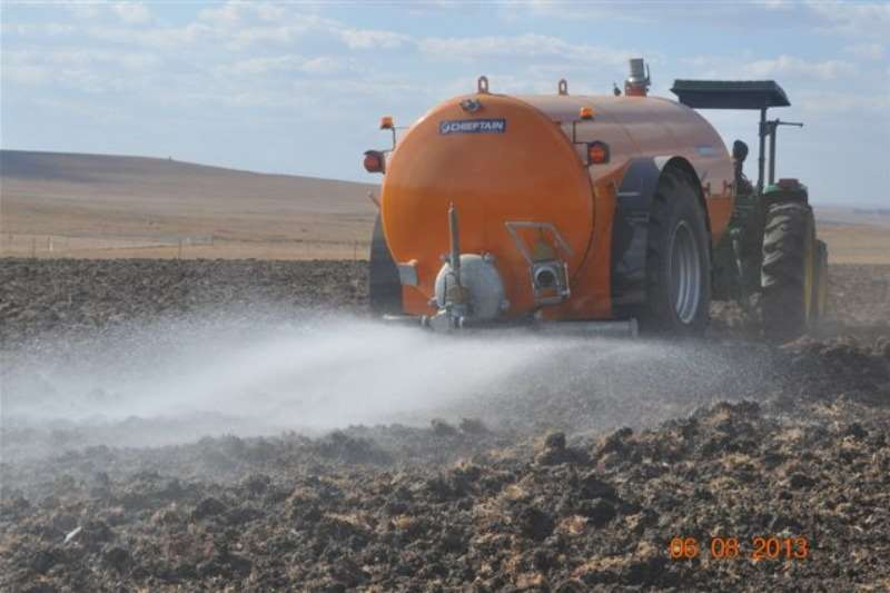 Sprayer Sprayers and Spraying Equipment NEW CHIEFTAIN 11000L WATER/DUST SUPPRESSION TANKER 2019