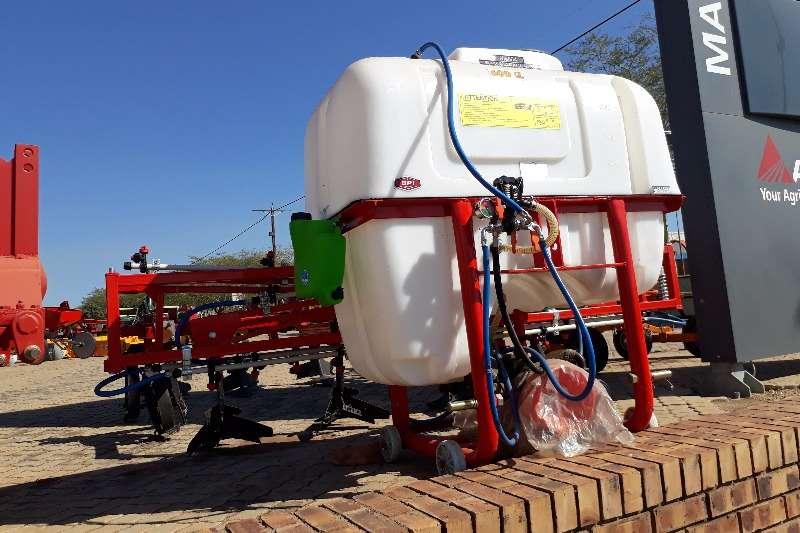 Boom Sprayer 600l 12m Sprayers and spraying equipment