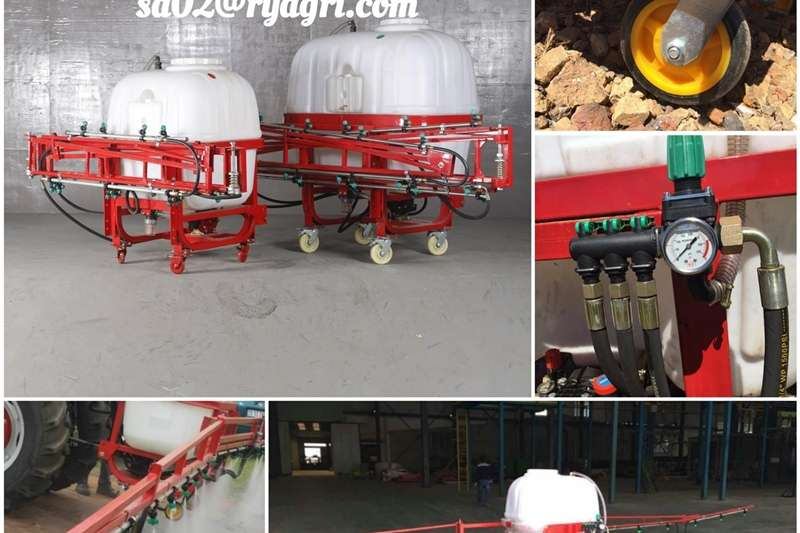 Boom sprayers 500L 600L 800L Boom Sprayer Sprayers and spraying equipment