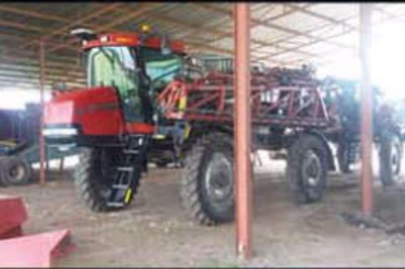 Sprayers and Spraying Equipment Case 4420 Patriot 2008