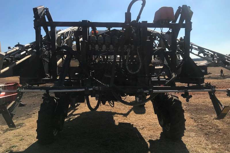 High clearance sprayers Supra Coupe Sprayers and spraying equipment