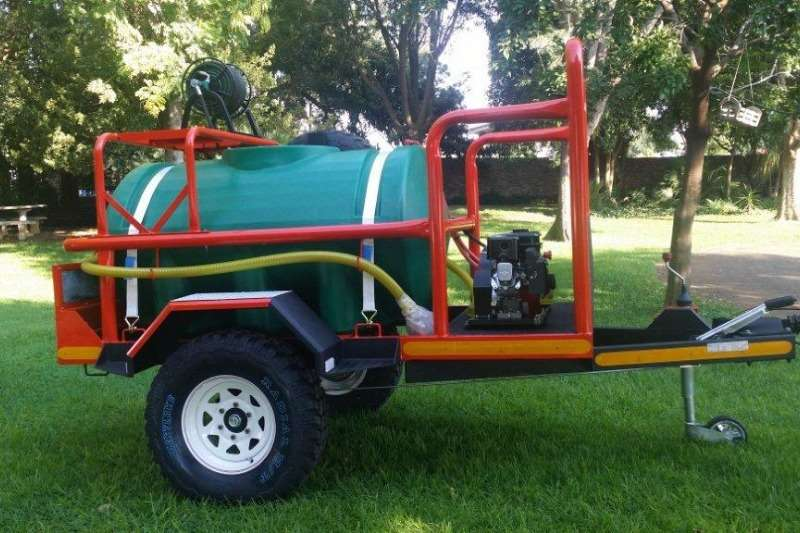 NEW RINKHALS TRAILER EENHEID Sprayers and spraying equipment