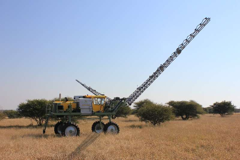 Other Peake STS 3000 Sprayers and spraying equipment