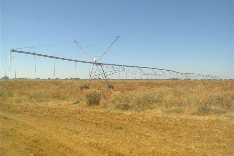 Other sprayers and spraying equipment Centre pivot irrigation systems Sprayers and spraying equipment