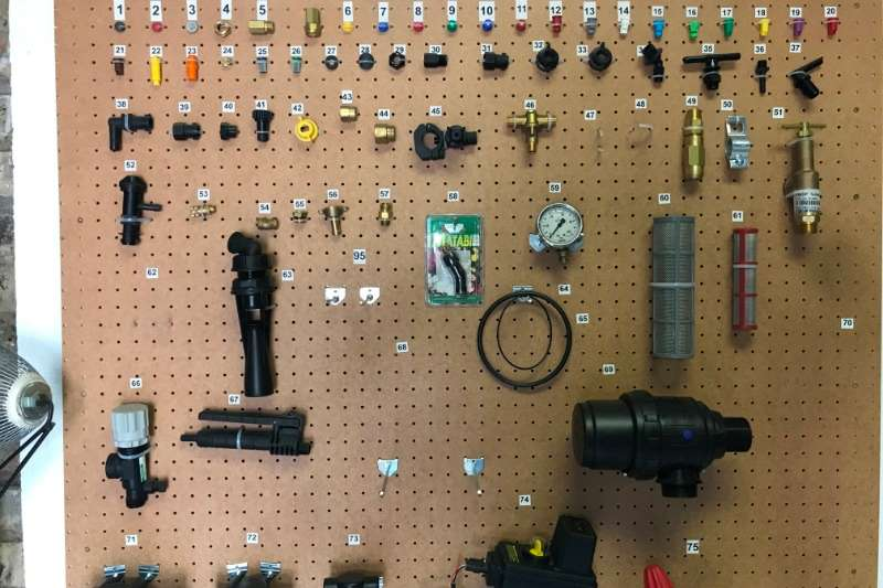 Sprayers and Spraying Equipment Other Sprayers and Spraying Equipment Nozzles
