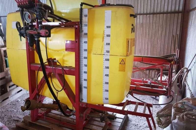 Other sprayers and spraying equipment RUA 1000L Spuit Sprayers and spraying equipment
