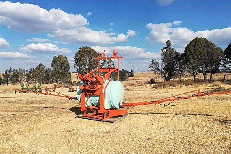 Other sprayers and spraying equipment Spuit 1000 Liter Sprayers and spraying equipment