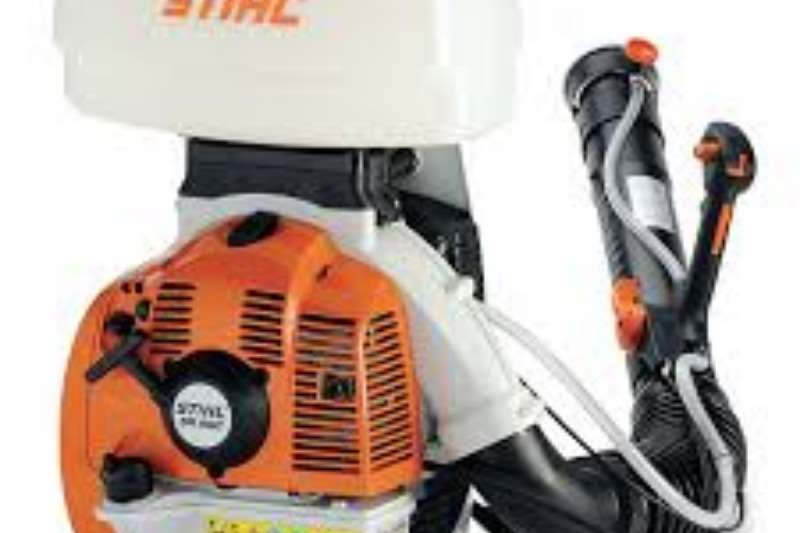 STIHL SR MIST BLOWER Sprayers and spraying equipment