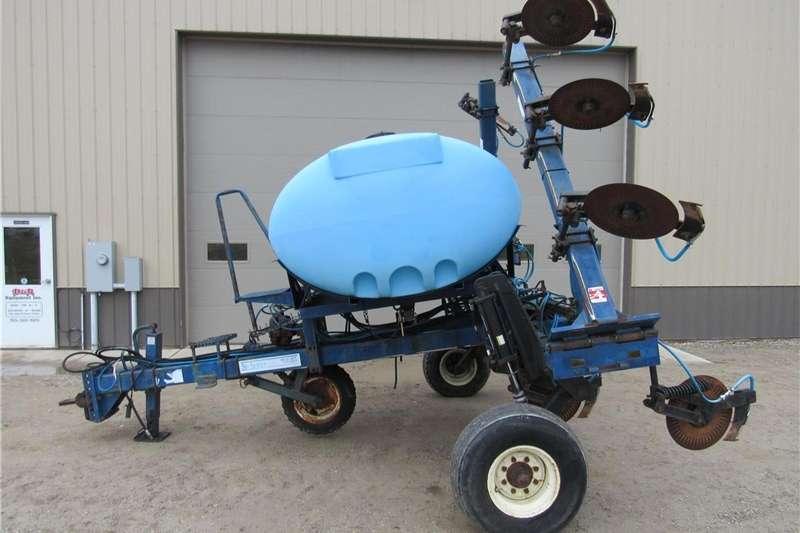 Trailer mounted sprayers Blu Jet 11 Row Applicator Sprayers and spraying equipment