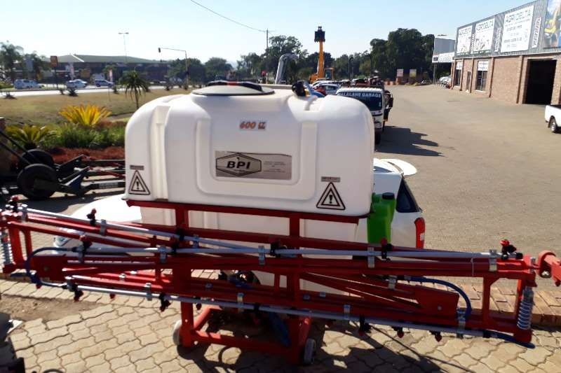 Spraying Equipment Boom Sprayer 600l 12m 2017