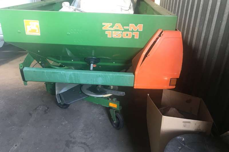 Spreaders Amazone Box Spreaders Amazone ZA-M 1501 0