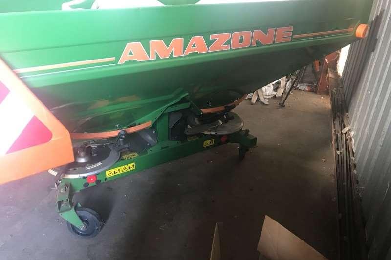 Amazone Box spreaders Amazone ZA M 1501 Spreaders
