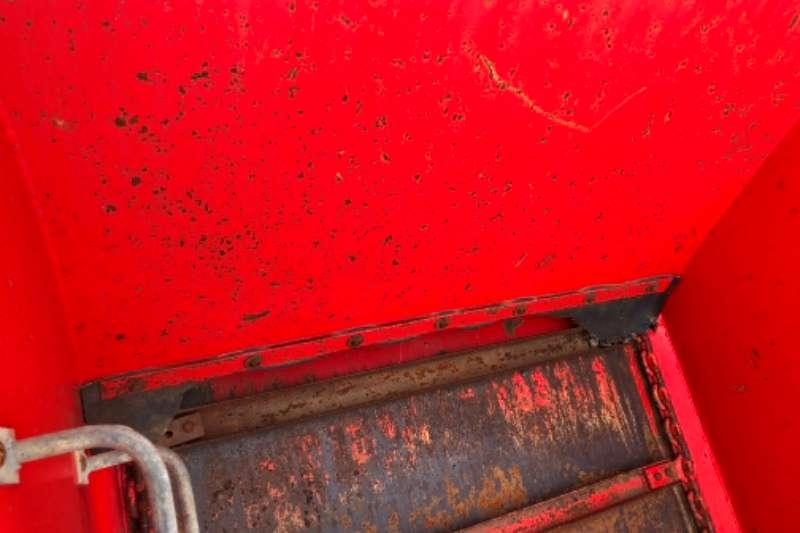 Amazone Jeantil EVR 13/10 manure spreader Spreaders