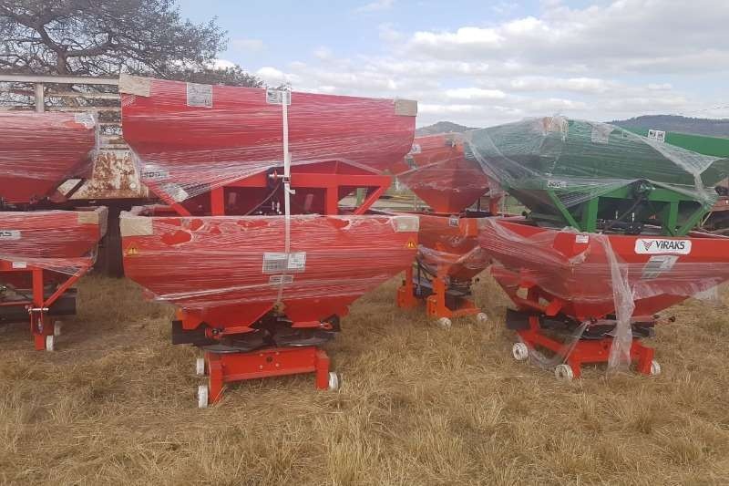 Box spreaders 600L to 1000L Spreaders Spreaders