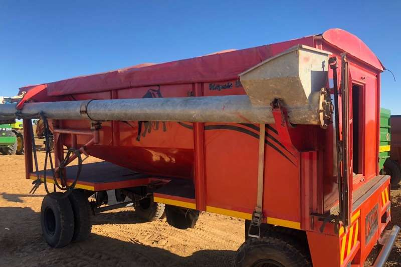 Spreaders Bulk Spread Toro Spreader