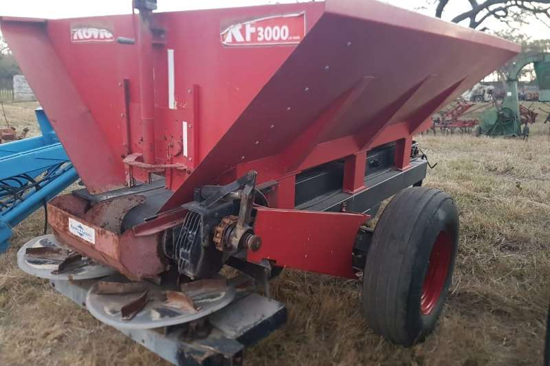 Rovic Bulk spread Rovic 5 ton Spreaders