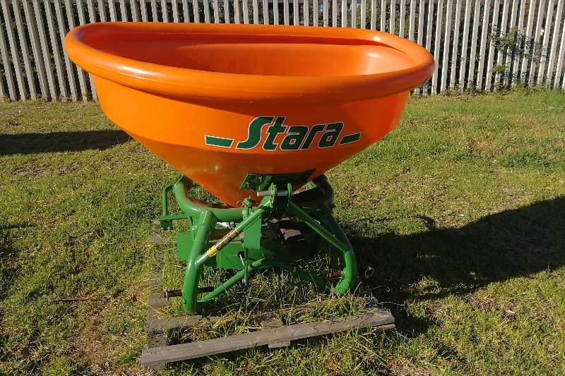 Spreaders STARA TORNADO 600