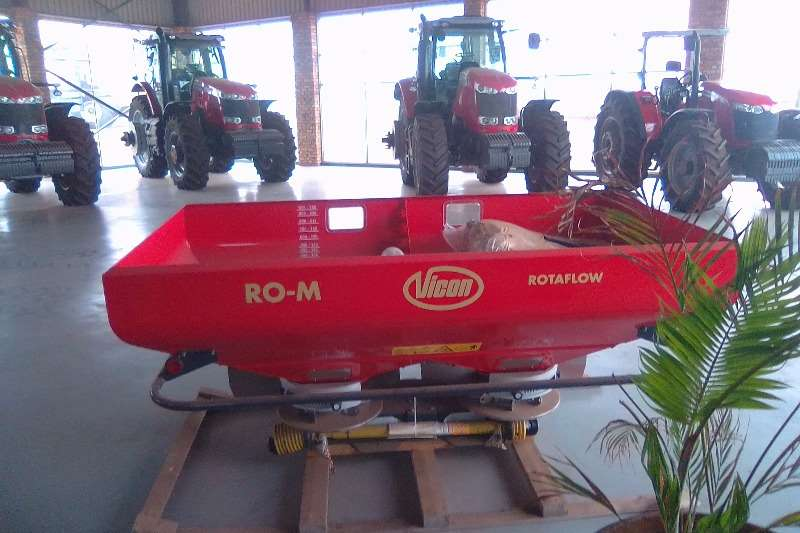 Vicon Box spreaders Vicon RO M Fertelizer Spreader Spreaders