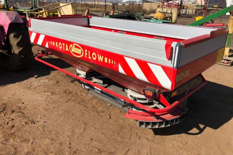 Vicon Box spreaders Vicon Rota flow Spreaders
