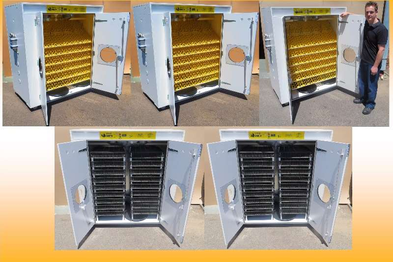 Surehatch Egg Incubator SH10800 Hatchery Set-Up 2018