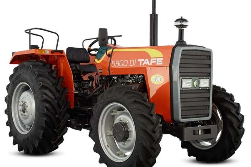 TAFE TAFE 5900 DI 4WD Tractors