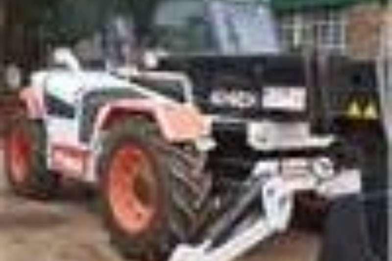 Bobcat Construction T40 140 Telescopic loader