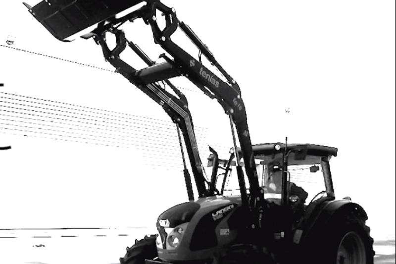 Tenias Farming Tenias Laaigraaf/Front End Loader Front end loader