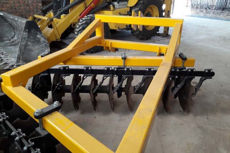 Harrows 18 disc mounted gc tillage disc Tillers