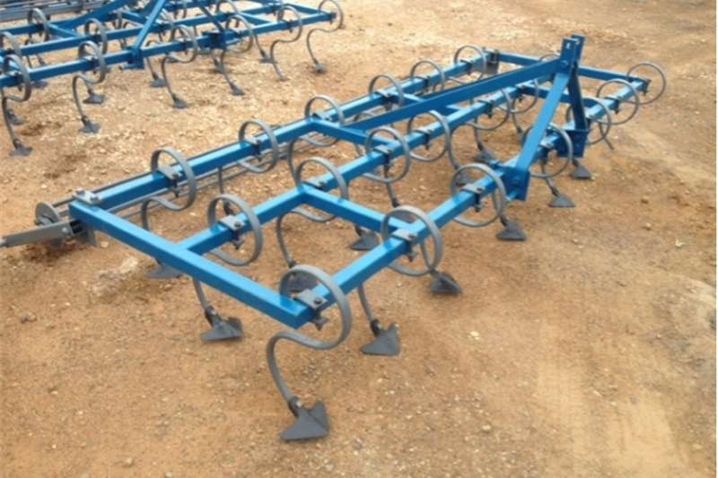 Other tillers S2989 Blue U Make 20 Tine Tiller With Roller / 20 Tillers
