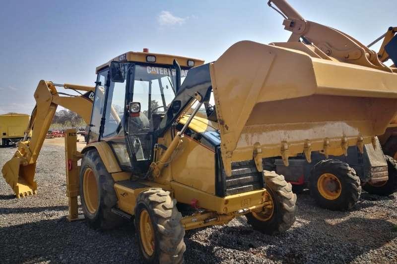 CAT Construction TLB CAT 248C 4x4 TLB's