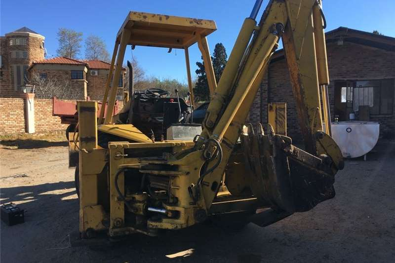 Construction Cat 428b For sale TLB's