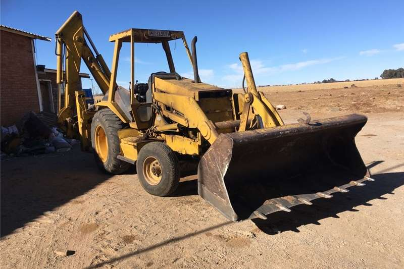 TLB's Construction Cat 428b For sale
