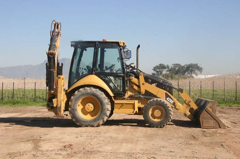 TLB's Farming Caterpillar CAT 428E TLB TLBs