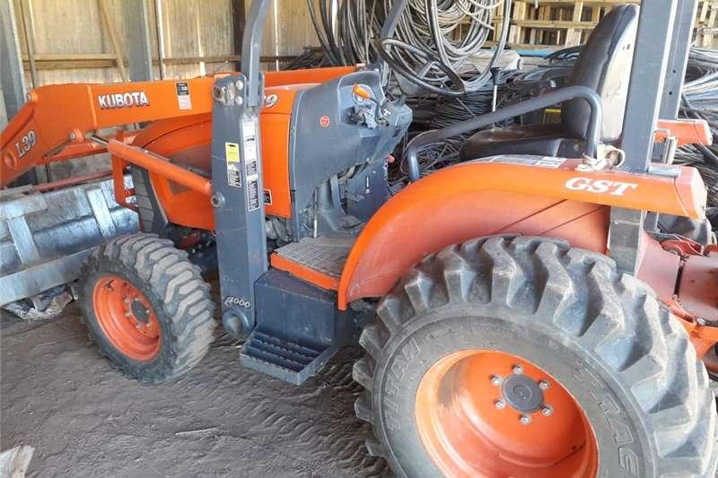 Farming Kubota L39 TLB TLB's