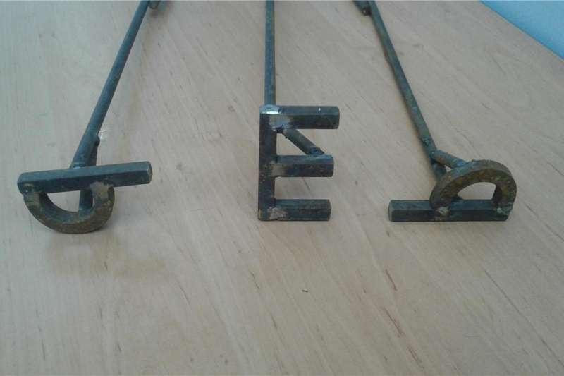Concrete cutter Cattle New Neck Clamp Tools and equipment