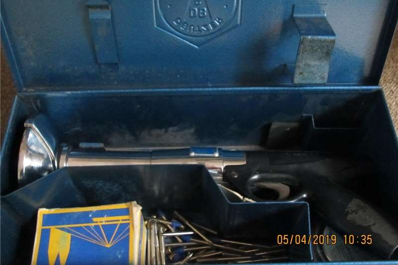 Plate compactor Bolt Gun Tools and equipment