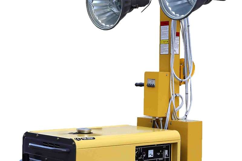 Premium Plus Light tower Light Tower with Generator Tools and equipment