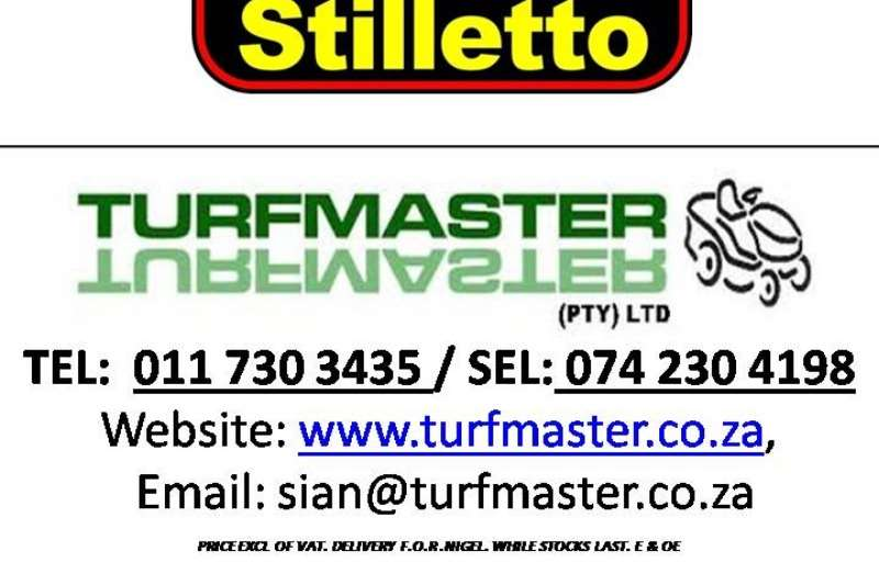 STILLETTO PRO36D BRUSH CUTTER Tools and equipment